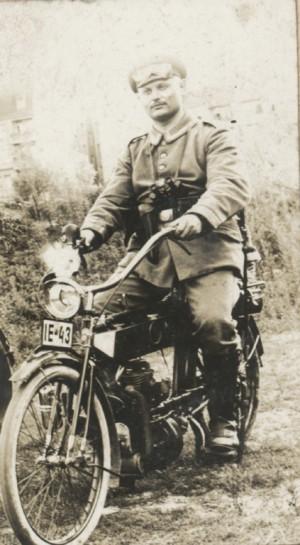 Peter Jens Wriedt (1888-1914) Sønderborg