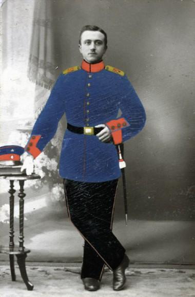 Christian Moos (1890-1914) Egen