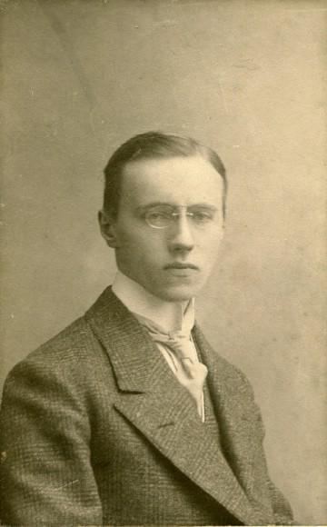 Hans Mathiesen (1891-1914) Guderup, Egen Sogn