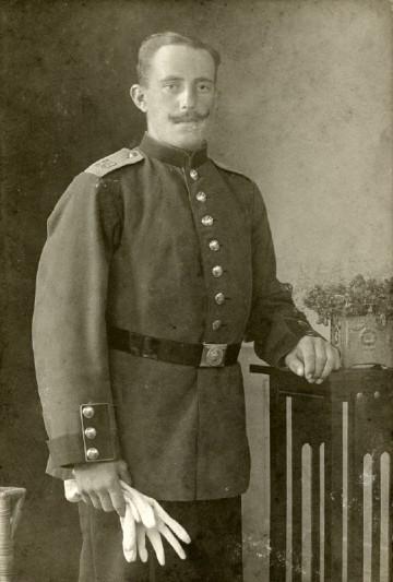 Nicolai Mathiesen (1890-1914) Svenstrup