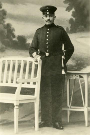 Hans Nissen (1889-1914) Lundgårdsmark, Ullerup