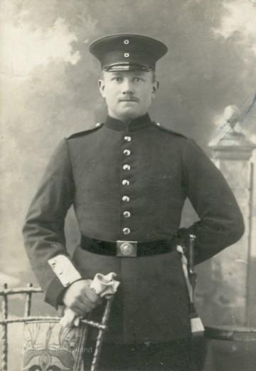 Lauritz Christensen (1892-1914) Mintebjerg, Hørup