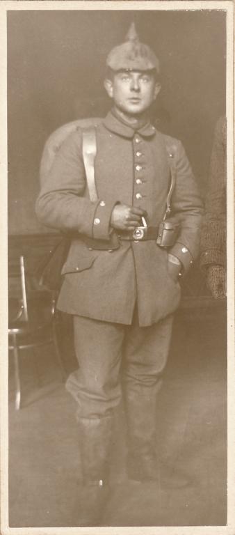 Gottlieb Karl Julius Hintze (1894-1915) Sønderborg