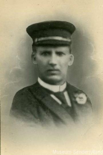Hans Jacobsen (1891-1915) Himmark, Svenstrup