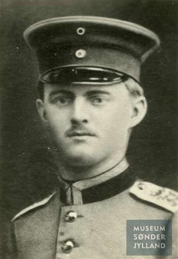 Jørgen Petersen (1894-1915) Sarup, Lysabild