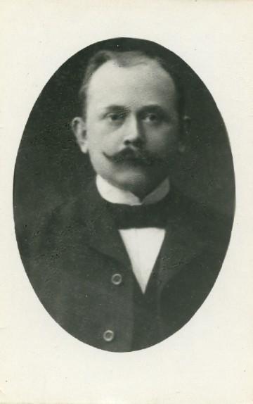Hans Christian Bomberg (1883-1915) Sønderborg