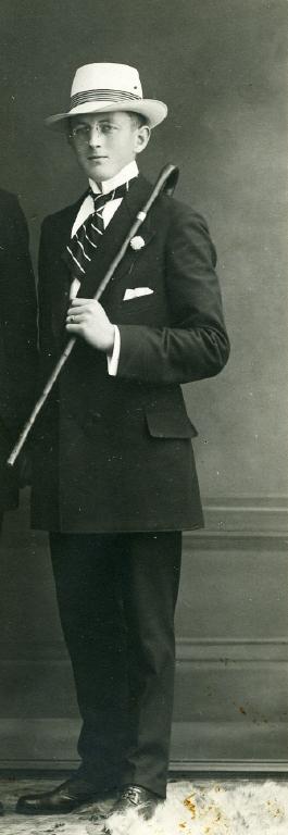 Peter Christian Ohrt (1892-1915) Gråsten