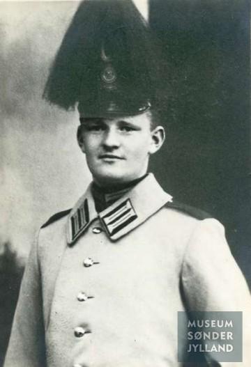 Andreas Nissen (1891-1915) Hørup