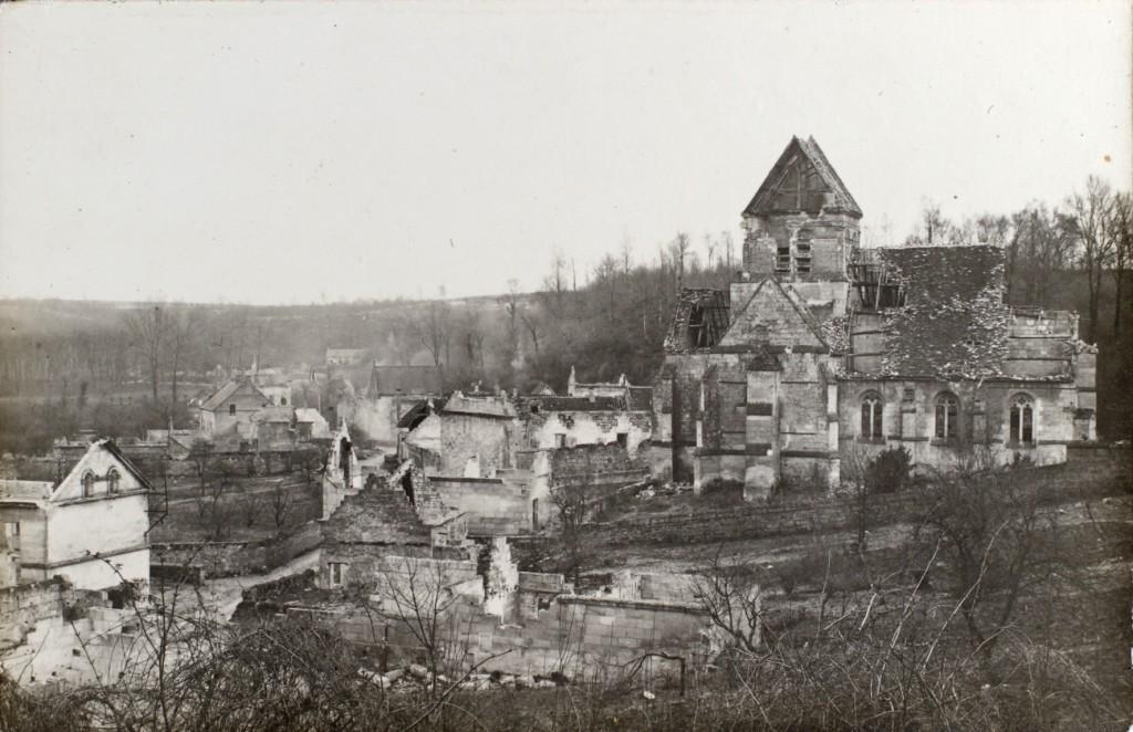 Kirken i Moulin
