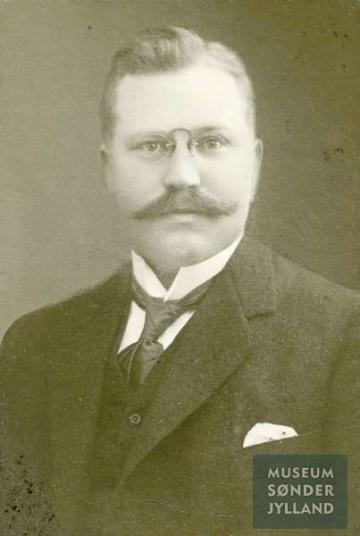 Harald Petersen (1876-1915) Sønderborg