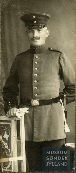 Claus Nissen (1892-1915) Sjellerup, Egen
