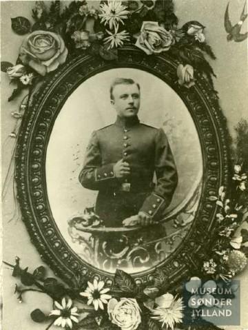 Christen Carl Jochumsen (1882-1915) Notmark