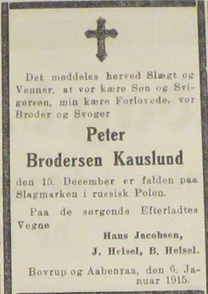 1915_01_08-dødsannonce_kauslund