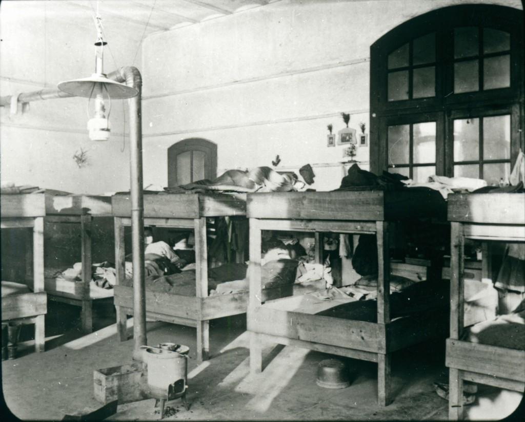 6a43-022 Krigsfangelejren Aurillac