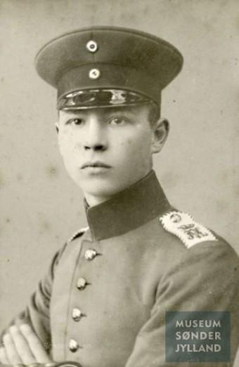 Hans Christensen (1893-1915) Skodsbøl, Broager