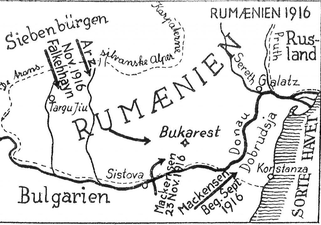 Rumænien 1916