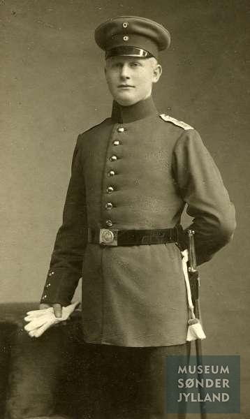 Sophus Petersen (1892-1915) Lysabild