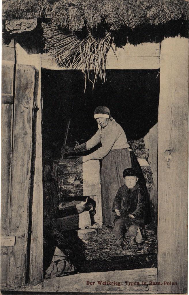 1915-05-12 LIR84 Otto Theodor Wagner - Der Weltkrieg Typen in Russ.-Polen
