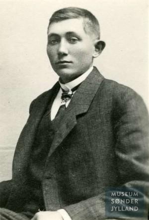 Carl Friedrich Blomgreen (1888-1915) Egernsund, Broager
