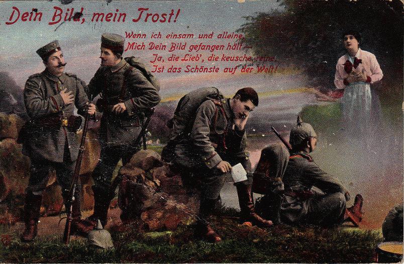 1915-08-09 LIR84 Otto Theodor Wagner - Dein Bild, mein Trost!