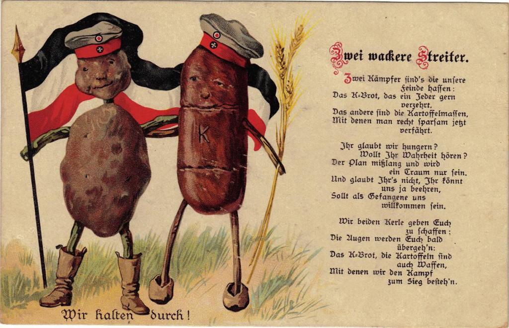 1915-08-27 LIR84 Otto Theodor Wagner - Wir halten durch!