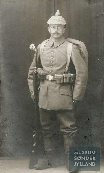 Simon Christian Simonsen (1887-1915) Sønderborg