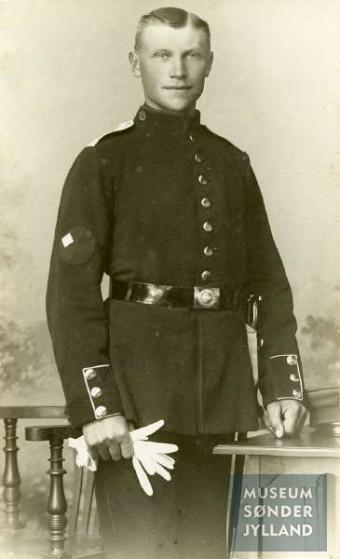 Thomas Jensen (1883-1915) Nordborg