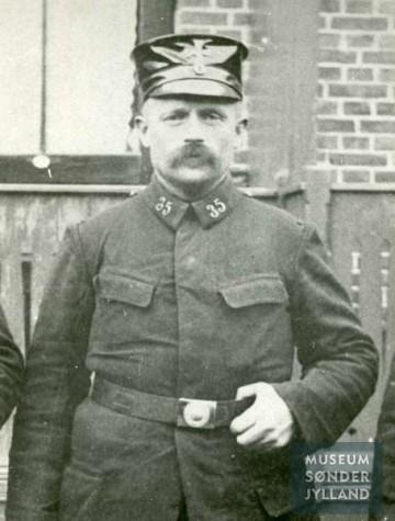 Hans Jørgensen Wolf (1874-1915) Hjortholm, Kegnæs