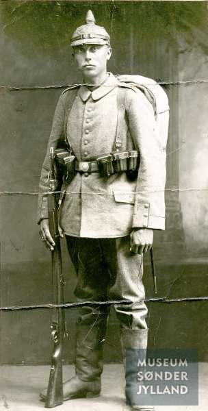 Peter Hans Friedrich Allerelli (1888-1915) Broager