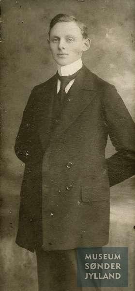 Jørgen Kaad (1892-1915) Sønderborg