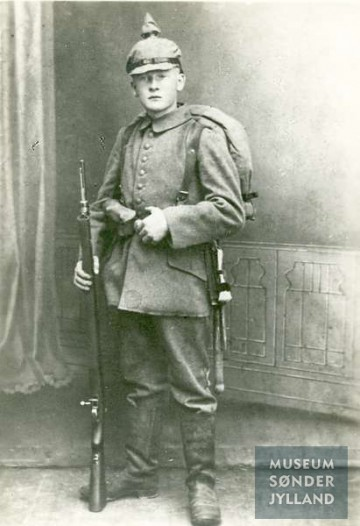 Peter Wegersleff (1895-1916) Broager