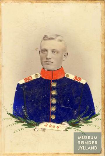 Christen Frederik Heise (1885-1916) Fjelby, Lysabild
