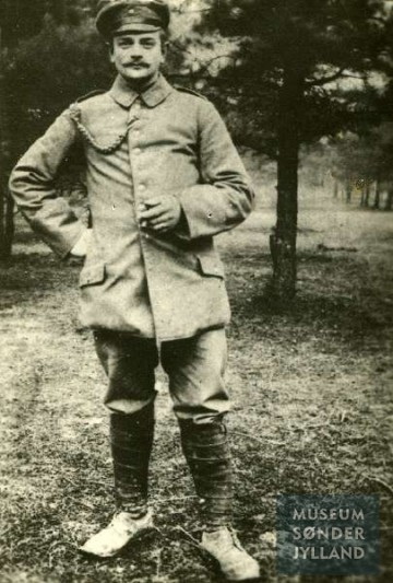 Jes Peter Larsen (1891-1916) Broager