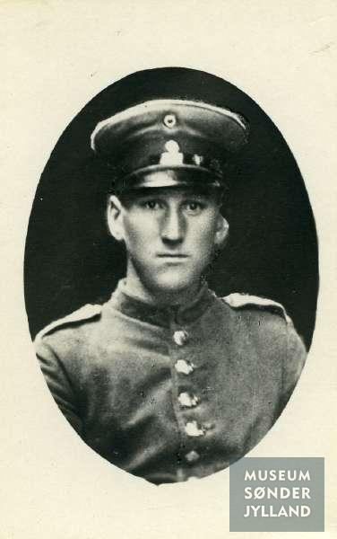 Christen Iversen (1894-1916) Højrup, Stepping