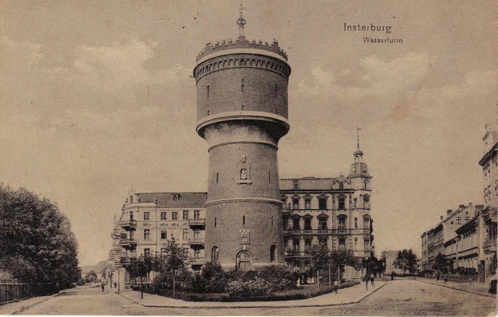 1915-12-14 LIR84 Otto Theodor Wagner - Insterburg