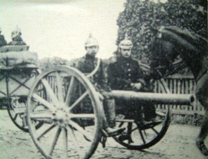 artilleri