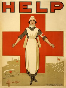 Hvervning_Red_Cross_Nursen