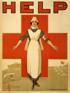 Hvervning_Red_Cross_Nursen