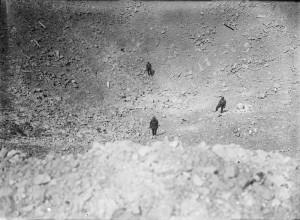 La Boiselle (Somme) 1916