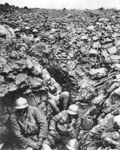 French_87th_Regiment_højde_34_Verdun_1916